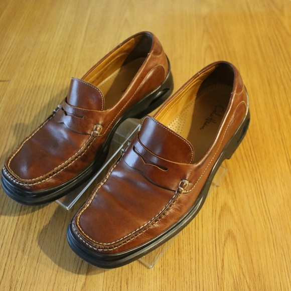 1ebecf27219 Cole Haan Other - Cole Haan Men s 10M Brown Slip On Penny Loafers